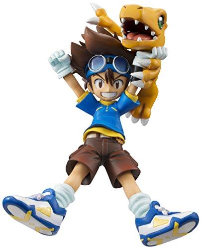 - Megahouse Digimon Adventure: Taichi Yagami & Agumon GEM PVC Figure