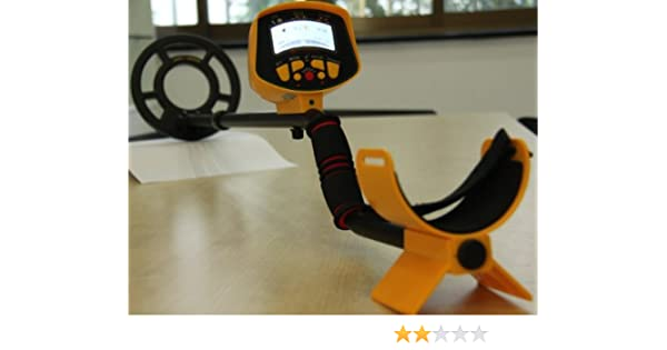 Amazon.com : MD-9020C Ground Search Metal Detector Treasure Hunter Gold Digger : Garden & Outdoor