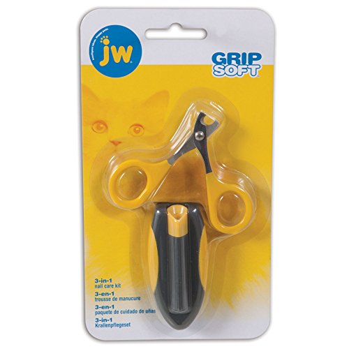 JW Pet Company Nail Scissors and Carrying Case