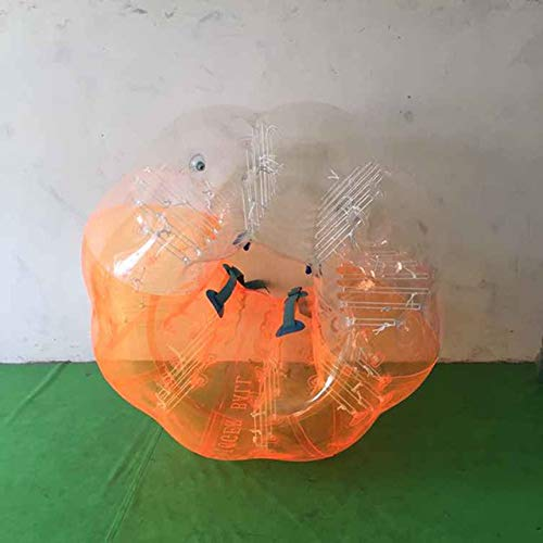 XuBa 1.7m%100TPU for Adult Inflatable Bumper Ball Zorb Ball Bubble Football Bubble Soccer Ball Loopy Ball for Football by XuBa (Image #1)