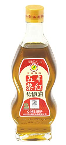 - Soeos Prickly Ash Oil, Sichuan Peppercorn Oil, Peppercorn Oil, 8.96 Fl OZ.