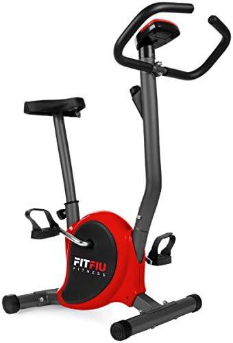 FITFIU Fitness BEST 100 Bicicleta Estática Spinning ultracompacta ...