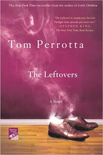 Image result for tom perrotta the leftovers