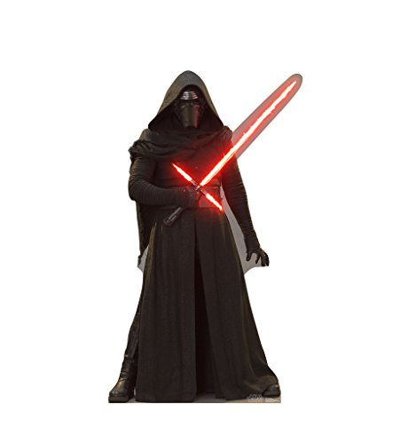 Kylo Ren - Star Wars Episode VII: The Force Awakens - Advanced Graphics Life Size Cardboard Standup
