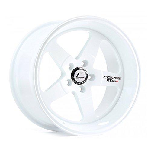 Cosmis Racing XT-005R 18x10 +20mm 5x114.3 White Rim Wheel