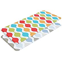 Tenby Living Premium Anti-Fatigue, Kitchen Comfort Mat (Large) - Double-Sided...
