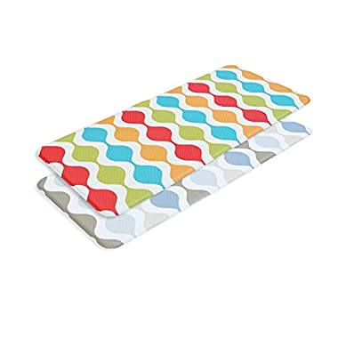 Tenby Living Premium Anti-Fatigue, Kitchen Comfort Mat (Large) - Double-Sided (1 Unit) (37  x 17.3 ) - 2 Sizes Available