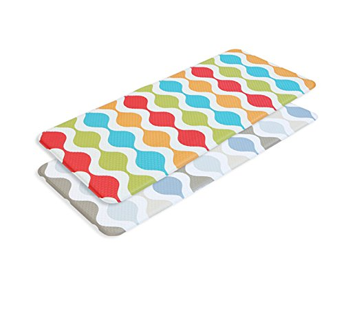 Tenby Living Premium Anti-Fatigue, Kitchen Comfort Mat (Large)