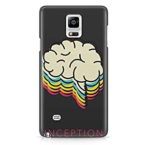 Loud Universe The plot of inception Samsung Note 5 Case Movie Art Poster Samsung Note 5 Cover with 3d Wrap around Edges