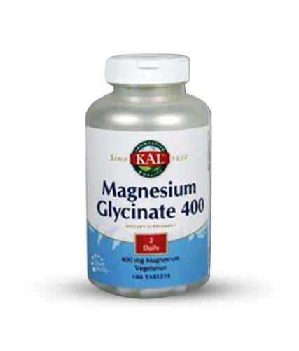 KAL - Магний глицинатных 400, 180 таблеток