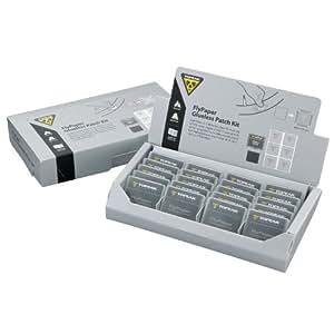 Topeak Fly Paper - Parches para cámara de aire (20 unidades)