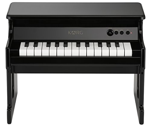 Korg tinyPiano Digital Toy Piano - Black