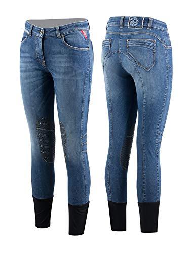Animo Damen Reithose Jeansreithose Modell Noir Neuheit