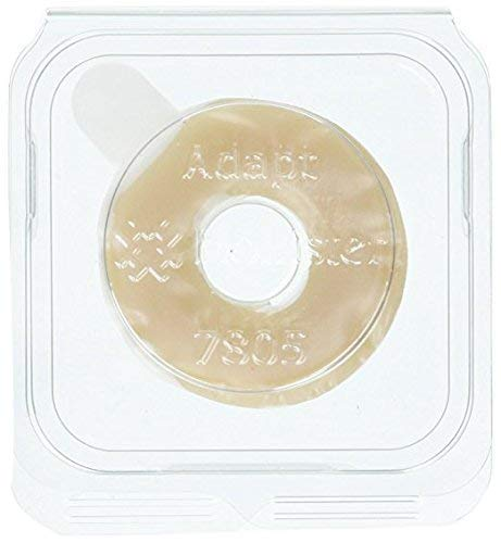 Hollister Skin Barrier - HOLL 7805 ADAPT RING 10/BOX 20MM by HOLLISTER INC. *** by Hollister