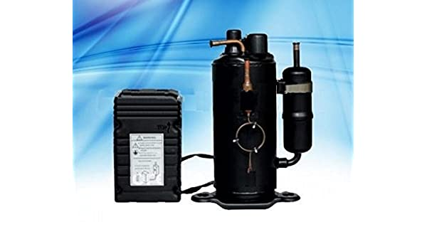 GOWE R404 A Rotary tornillo compresor de refrigeración para ...