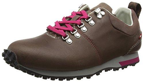 Dachstein Anna LTH Damen Sneakers Braun (Cocoa/Cranberry 4035)