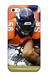 For NQpFrpS14974UssKU Von Miller Protective Case Cover Skin/iphone 5/5s Case Cover