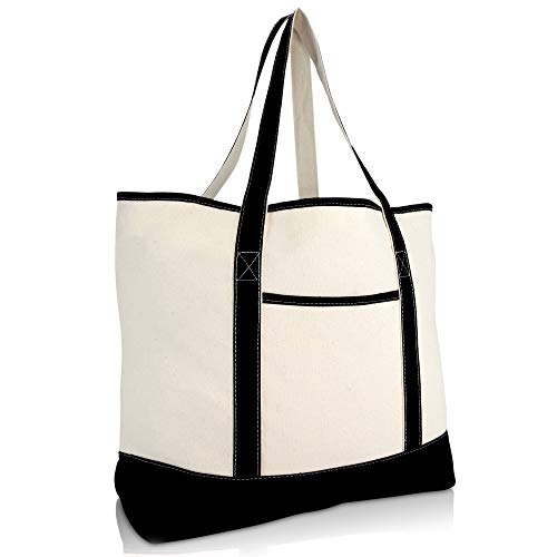 Tote Top Zip Fully Lined - 22