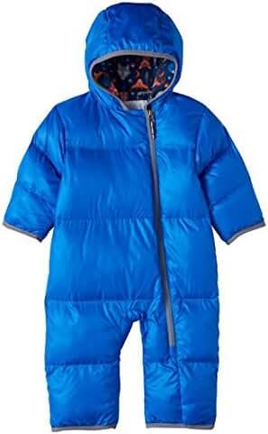 Columbia Baby Boy Elm Ridge Heavyweight Bunting Snowsuit 0-3 Months Bright Blue