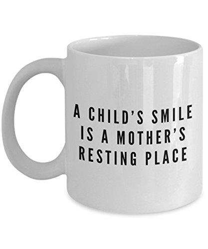 Funny Quote 11Oz Coffee Mug, A Child