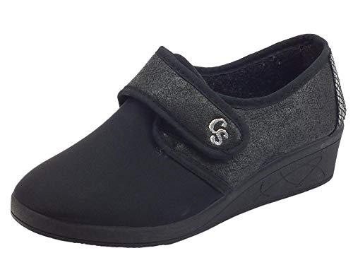 Soft Chaussons Noir Femme Cinzia Pour qpdPC