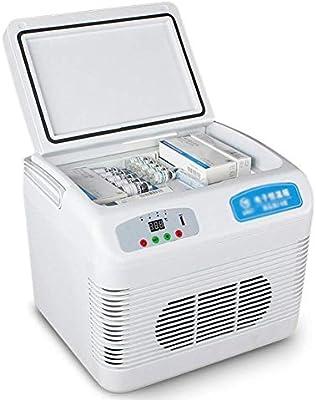 S-AIM Refrigerador portátil para Mini refrigeradores para Autos ...