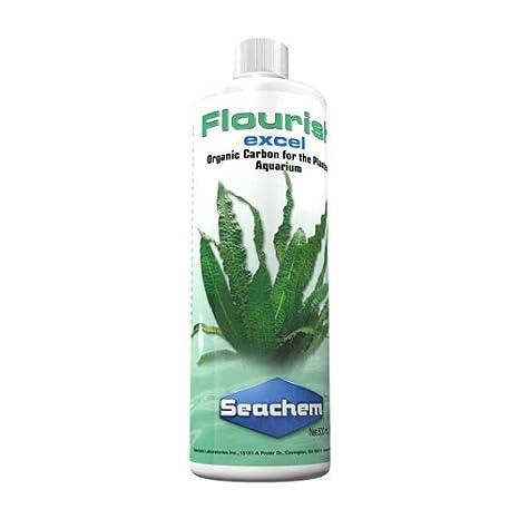 seachem Flourish Excel 500 ml, carbono orgánico para Acuario Plantas, se puede utilizar con CO2: Amazon.es: Productos para mascotas