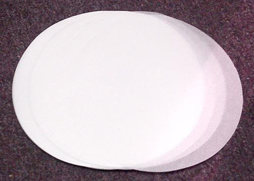 Baking Parchment Paper Circles, Pack of 1000 - 3'' by Parchment