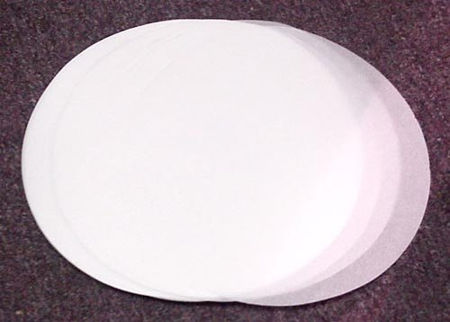 Baking Parchment Paper Circles, Pack of 1000 - 2.5'' by Parchment