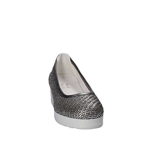 Ballet Pumps Silver 5125 Keys Women ETxaq5Xw