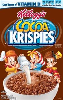 (KELLOGG'S CEREAL CHOCOLATE COCOA KRISPIES 11.3 OZ)