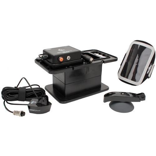 Sonarphone W/High Speed Transducer,Port. Vexilar Inc. Sp300 ()