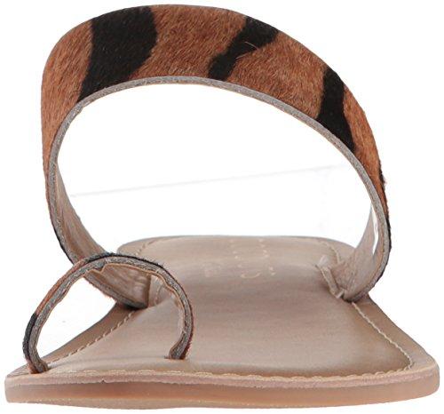 Noix De Coco Par Matisse Womens Riva Flat Sandal Tiger