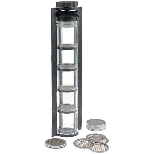 - Keck Sand Shaker (mechanical sieve kit)