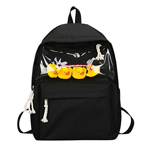 school bag for students,iOPQO Baby Girls Boys Ducks Animal Toddler (Cargo Flight Bag)