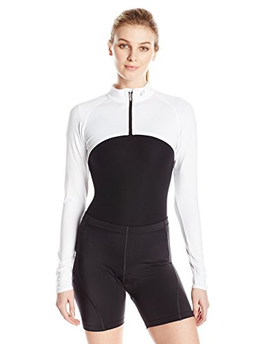 Pearl Izumi - Ride Women's Elite Escape Shrug, White, Medium