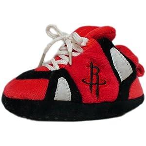 Comfy Feet NBA03PR - NBA Happy Feet Baby Slippers