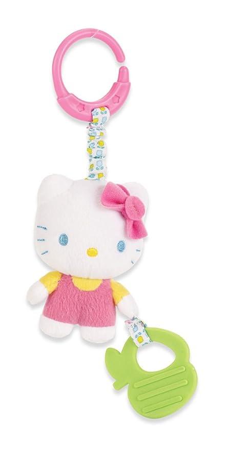 Hello Kitty - Muñeca Hello Kitty con mordedor, color rosa