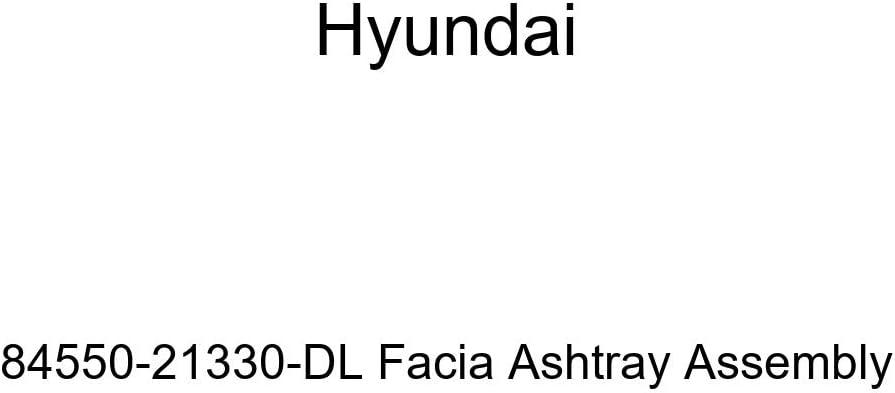Genuine Hyundai 84550-21330-DL Facia Ashtray Assembly