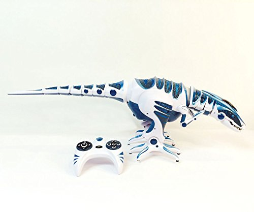 WowWee Roboraptor, Blue (Wowwee Mip Robot Rc Robot compare prices)
