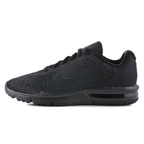 Nike, Sneaker uomo Nero nero 47 EU