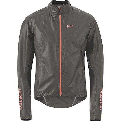 (GORE Wear C7 Men's Racing Bike Jacket GORE-TEX SHAKEDRY, L, Gray)