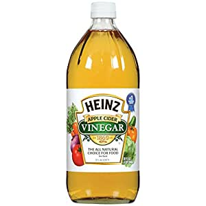Amazon.com : Heinz Apple Cider Vinegar 16 oz : Fruit