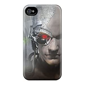 Premium Auto Assault Online Game Heavy-duty Protection Cases For Case Iphone 5/5S Cover