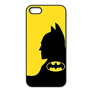 Batman Phone Case And One Free Tempered-Glass Screen Protector For iPhone 5,5S T178100