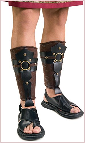 Rubie's Costume Co Roman Leg Guard Costume