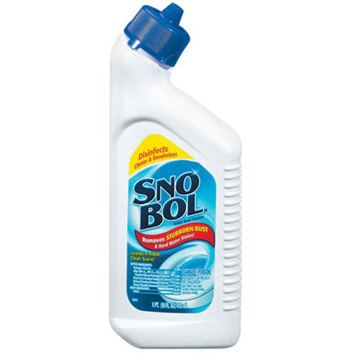 Church & Dwight Brillo SNO BOL Toilet Cleaner 16 oz (Pack...