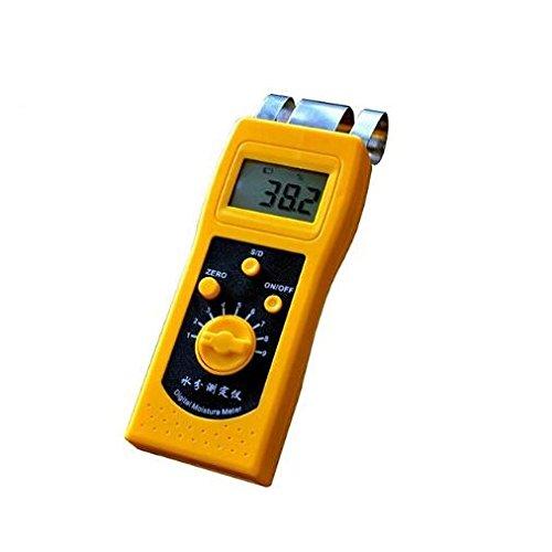DM200P Digital Paper Moisture Meter Tester 0-50% Papers hygrometer Paper Moisture Meter