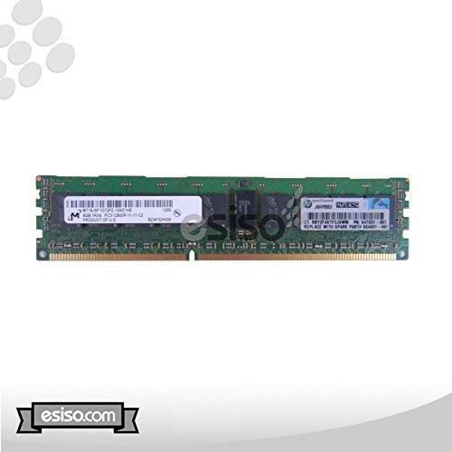 HP 32GB( 4 X8GB) Kit 8GB 1RX4 DDR3 SDRAM PC3-12800R 1600MHz 1.5V ECC Registered Memory Module - Registered Ecc Generic