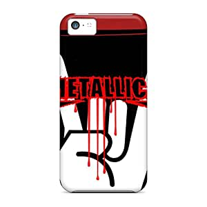 Durable Iphone 5c Cases-metallica, The Best Gifts